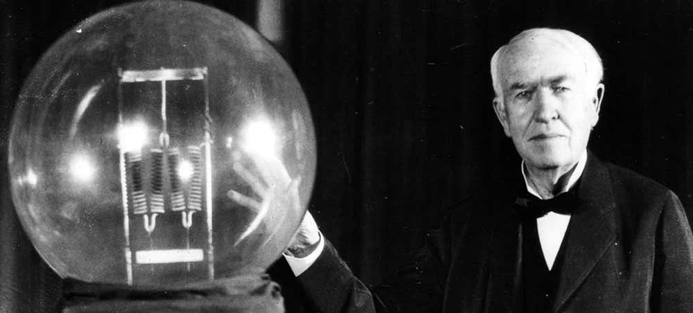 تعریف موفقیت توماس ادیسون
