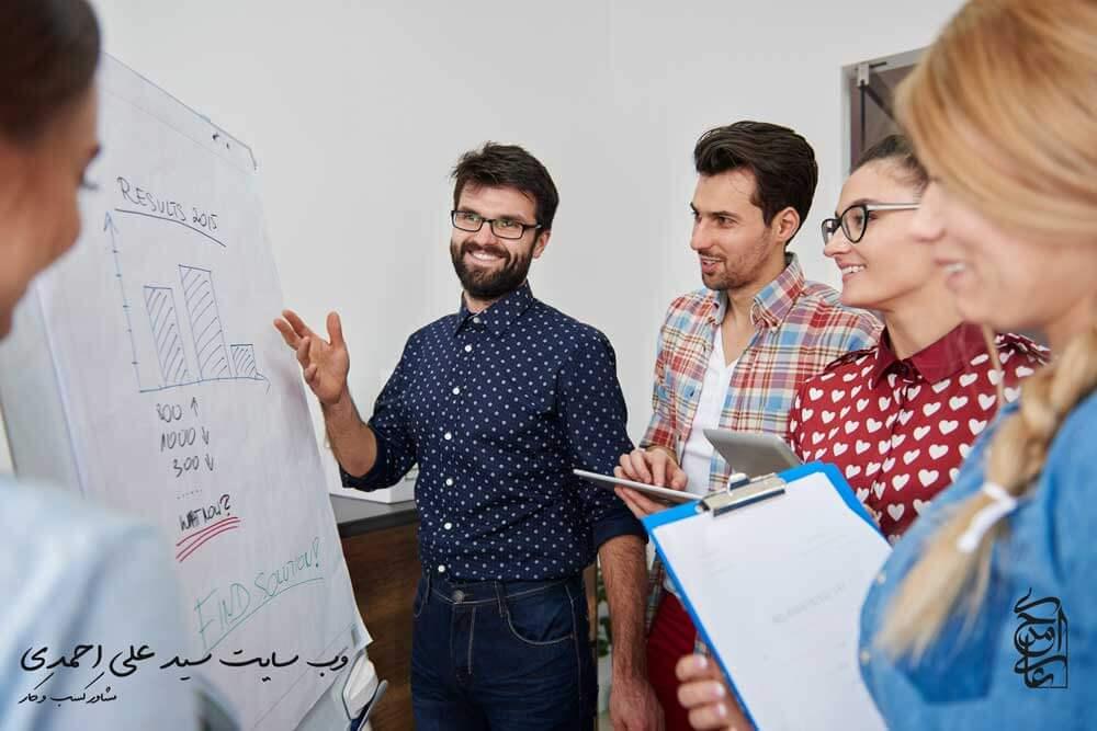مشاوره کسب و کار-team planing
